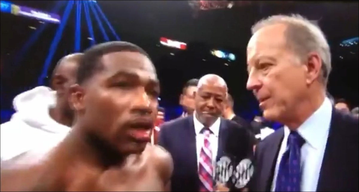 Broner's Reaction To Losing To Pacquiao Has Gone Down Terribly In The Boxing World